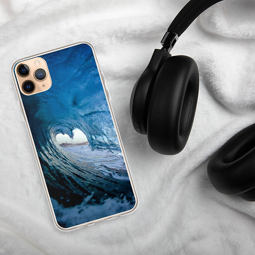 I Love You Wave - iPhone Case
