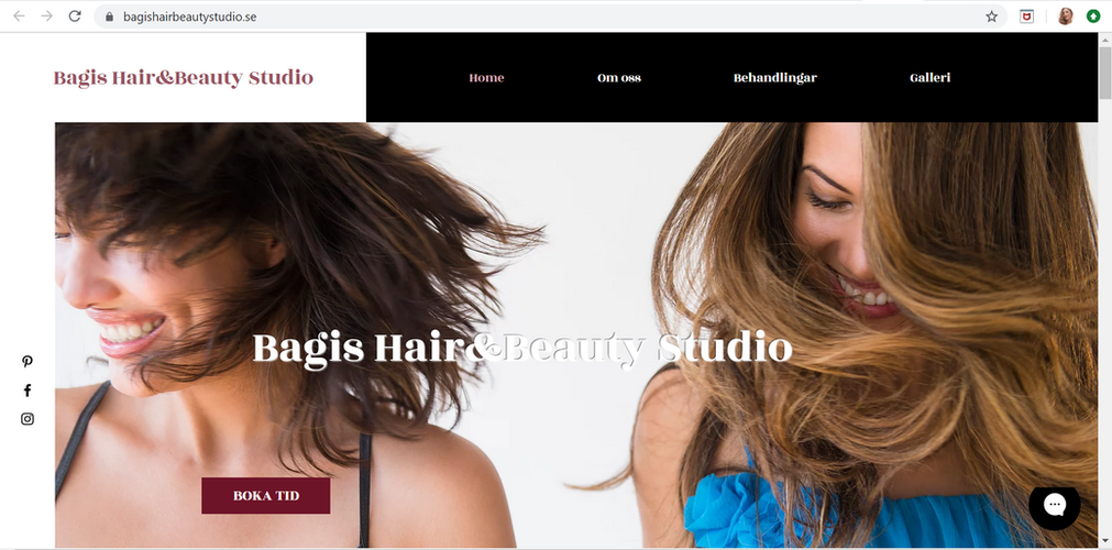 bagis hair & beauty studio