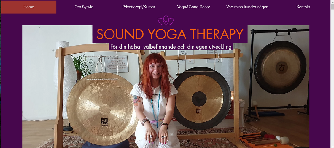 sound yoga therapy