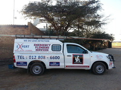 All our vehicles are branded