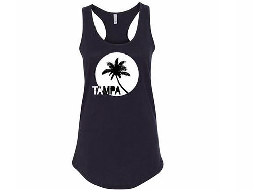 Tampa Palm Women's Tank