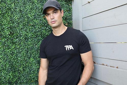 TPA Black Short-Sleeve Unisex T-Shirt