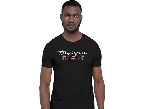 TAMPA BRADY Short Sleeve T-Shirt