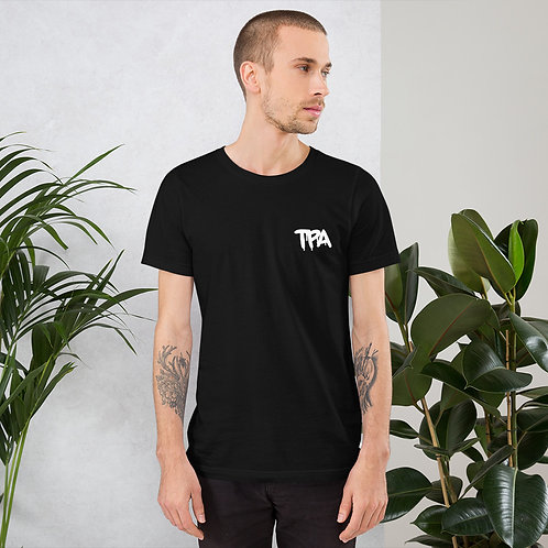 TPA Black Short-Sleeve Unisex T-Shirt