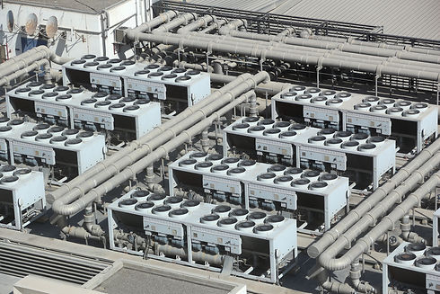 HVAC systems rooftop - industrial air conditioning in an large exhibition hall.jpg