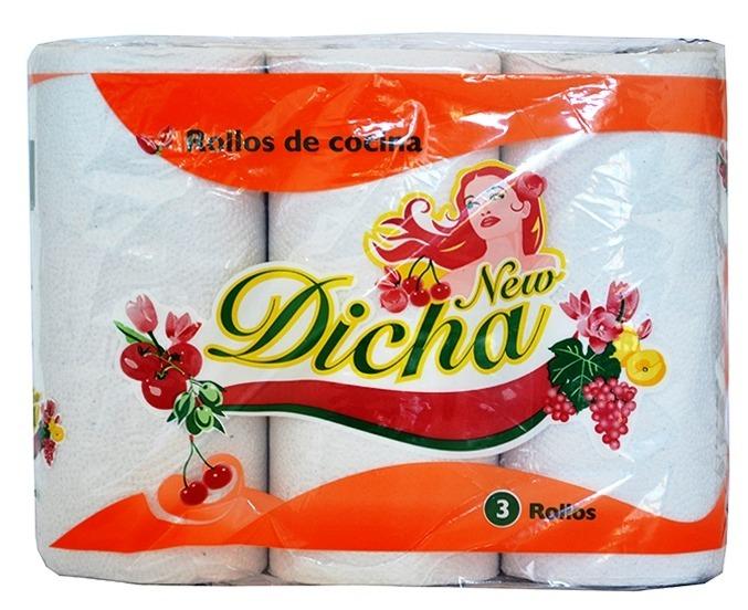 Rollo de Cocina marca Dicha.