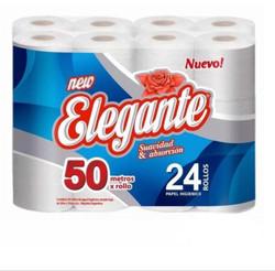 Bulto de papel Higiénico Elegante
