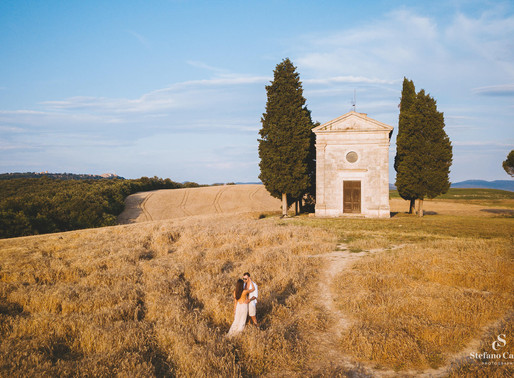 A love story told under the Tuscan sky