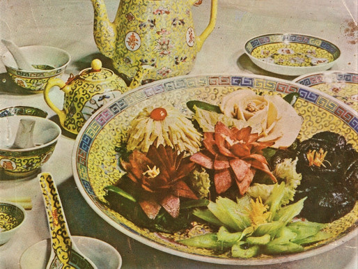 Chinese Cookery Book -- Vintage Cookbook TBT