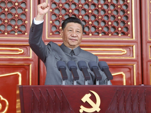 The left shift in China the western left is not talking about