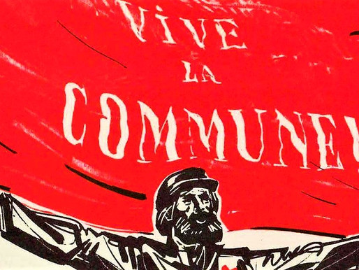 150 years since the fall of the Paris Commune