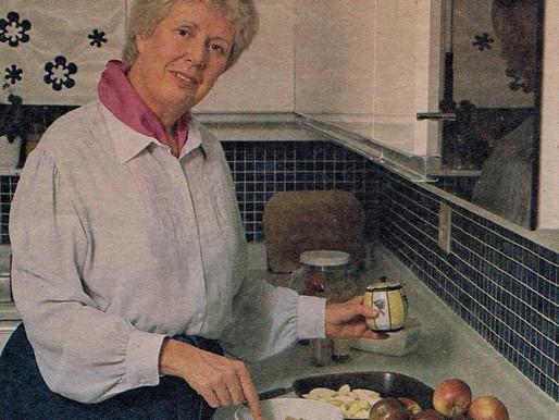 Margo Oliver's 1982 Cooking for Today promo -- Vintage Cookbook TBT