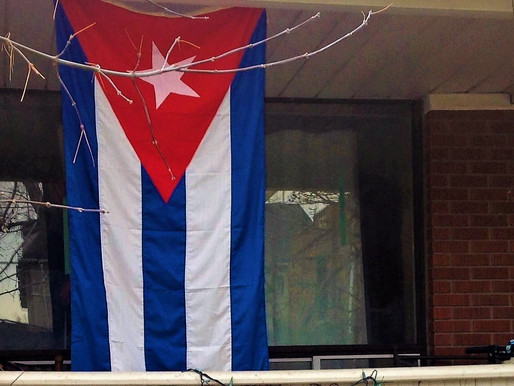 Global Cuban solidarity actions against the blockade March 27 - 28