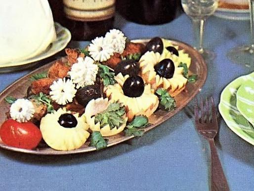 Sputnik's April 1968 Russian Cuisine -- Vintage Cookbook TBT