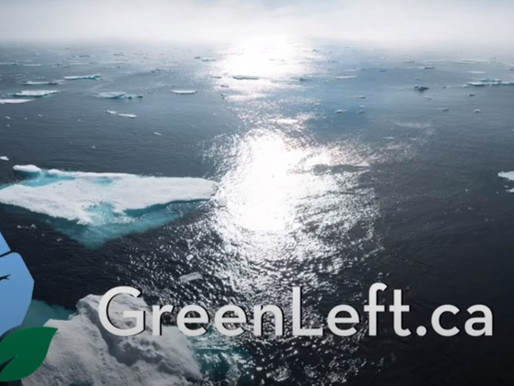 New Green Left eco-socialist initiative launched in Canada