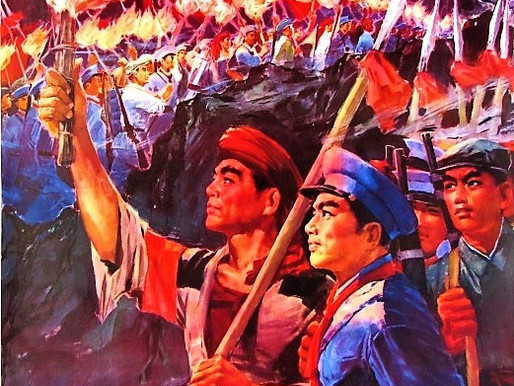 Mao writes A Single Spark Can Start a Prairie Fire, January 5, 1930