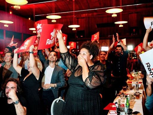 Red Party makes historic gains in Norway
