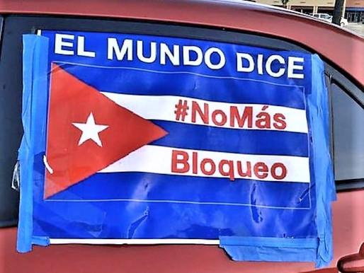 Hands off socialist Cuba!
