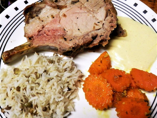 Montreal Steak Spice Frenched Pork Rack Roast