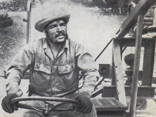 """Ernesto """"Che"""" Guevara born June 14, 1928"""