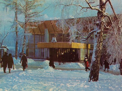 Leningrad in winter, 1978