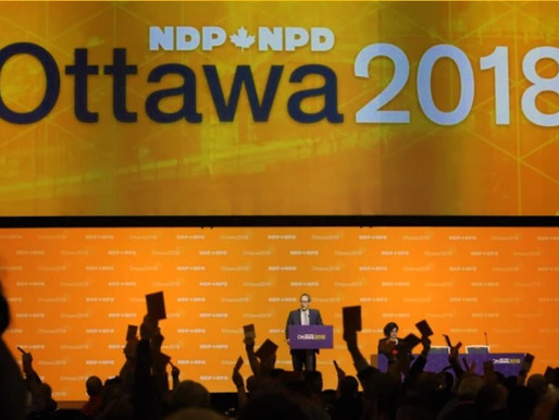 Courage statement shows, yet again, why fighting for a left agenda in the NDP is futile