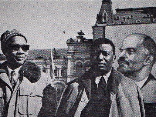 Amílcar Cabral, assassinated January 20, 1973