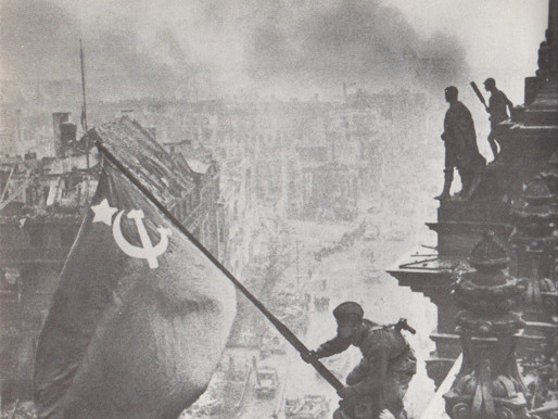 The Fall of the Reichstag: An eyewitness Red Army account