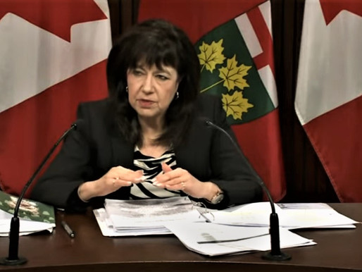 Ford attacks, Ontario Nurses' Association supports Auditor General's pandemic report