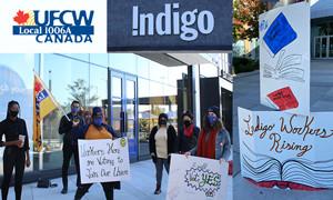 Indigo Square One bookstore in Mississauga unionizes: Press release