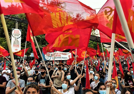Red Review #7 -- International Left and Labour News