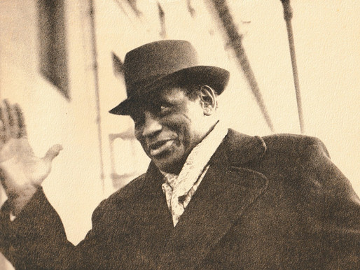 Music and Resistance -- In Honour of Paul Robeson's Birthday