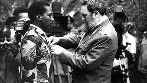 Thomas Sankara murdered October 15, 1987