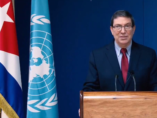 A better world is possible: Cuba's powerful statement to the UN Human Rights Council