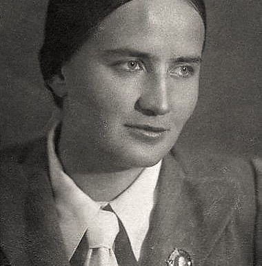 Marina Raskova, Hero of the Soviet Union & Bomber Commander.