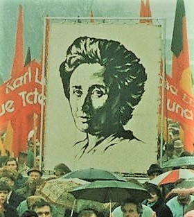 150th anniversary of the birth of Rosa Luxemburg