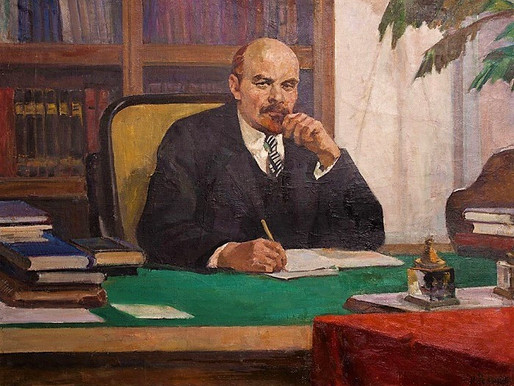 """""""Lenin's work is timely"""""""
