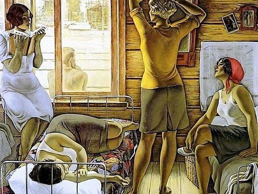 The art of Yuri Raksha, b. December 2, 1937
