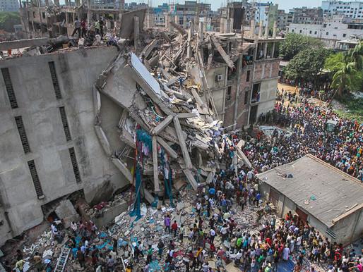 Unions mark 8th anniversary of Bangladesh Rana Plaza industrial disaster