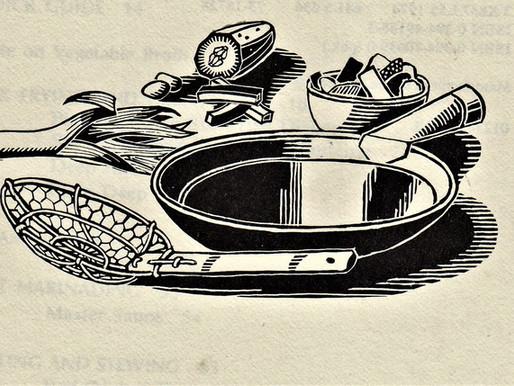 Chinese Vegetarian Cooking -- Vintage Cookbook TBT