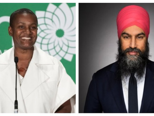 A Green-NDP merger makes perfect sense...but not for the left
