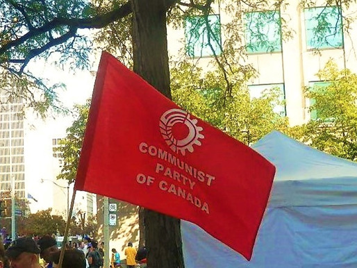Communist Party of Canada: 100 years of fighting for socialism