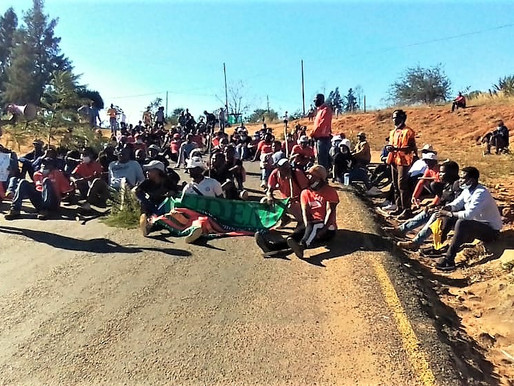 Swaziland protests: Red Review #11 -- International Left and Labour News