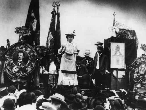 Karl Liebknecht & Rosa Luxemburg killed January 15, 1919