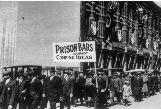 Winnipeg General Strike Leaders Arrested, June 17, 1919