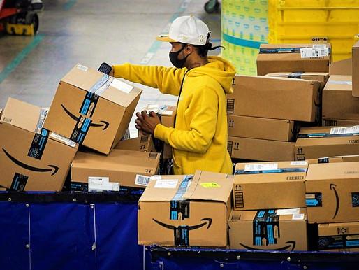 Amazon workers organizing in Alberta and Staten Island