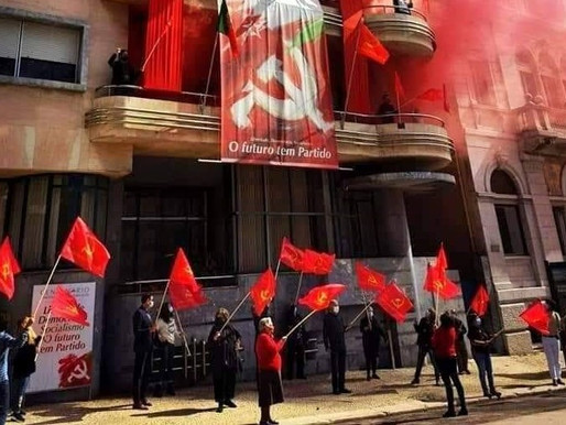 Portuguese Communist Party turns 100