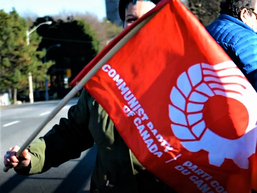 Communist Party of Canada celebrates 100 years with online event and upcoming documentary
