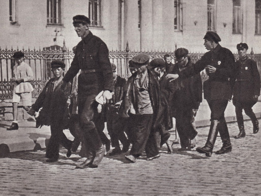 Campaign to end homelessness for children and youth, USSR 1924