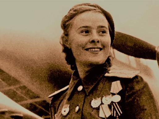 Nadezhda Popova, b. December 27, 1921